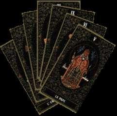 immagine che ritrae la carta del Papa